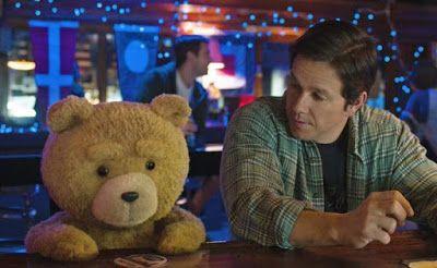 """EL ARTE DEL CINE: 2 Nuevos Clips de la Comedia """"Ted 2"""" (2015)"""