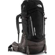 The North Face Terra 50 Backpacks: Black