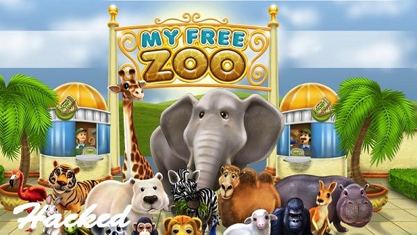 How to get free Diamonds with My Free Zoo hack online