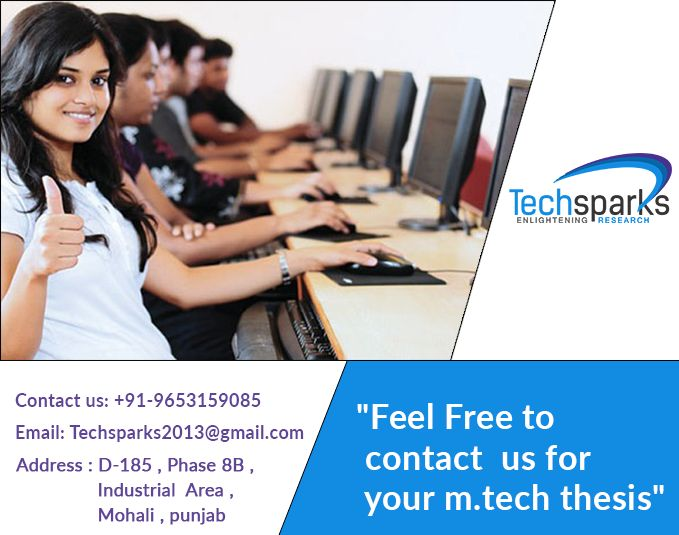 buy a thesis for your m.tech. We do not sell any kind of ready made m.tech #thesis material.