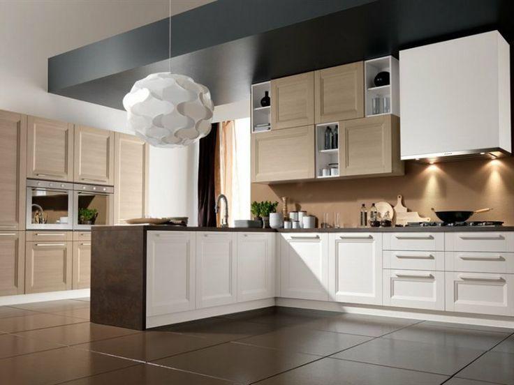 44 best cucine images on Pinterest   Beautiful kitchens, Creative ...