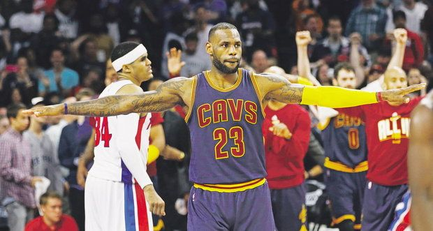 Cleveland Cavaliers NBA Playoffs 2016: Full second-round...: Cleveland Cavaliers NBA Playoffs 2016: Full second-round schedule #Cavs… #Cavs