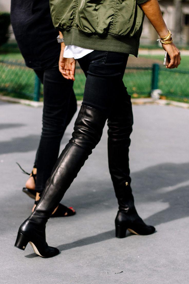 Botas de Chanel | Galería de fotos 3 de 198 | VOGUE