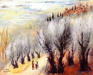 Near About Ghosh - Reuven Rubin