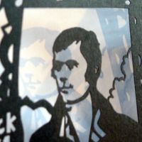 The Papercut Artist The Life and Loves O' Rabbie Burns Robert Burns Poetry