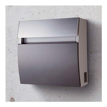 Amazon.co.jp: パナソニック製おしゃれ郵便ポスト フェイサスラウンドS-1 CTC2200S メールボックス: DIY・工具