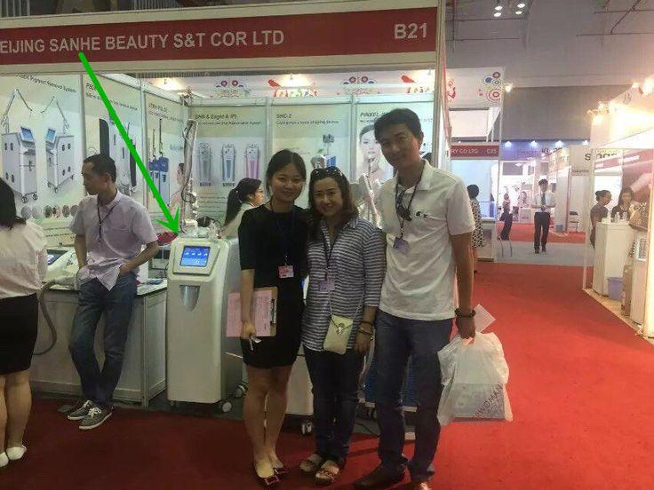 medical laser esthetics fractional co2 laser face lift equipment fractional co2 laser for skin tightening and whitening