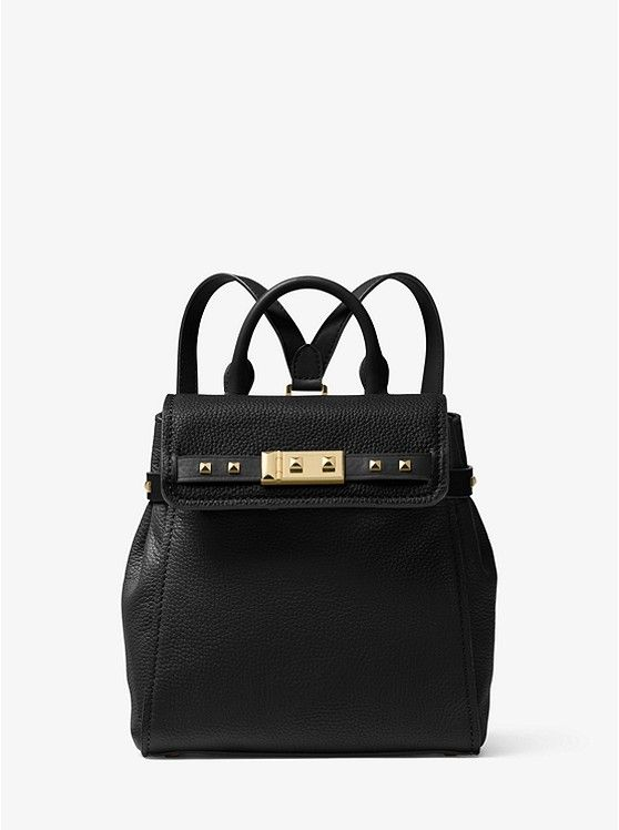 aa89be2120e3 Addison Small Pebbled Leather Backpack_preview0 | Xmas Wishlist