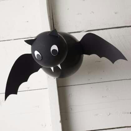 Batty balloon