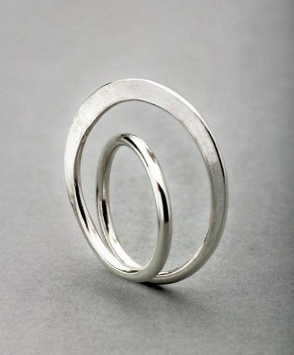 Handmade Silver Jewellery Designs by Latham and Neve - 4