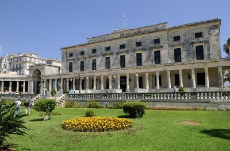 Asian Art Museum in Corfu Town
