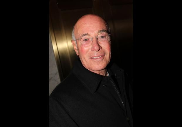 Forbes 400 David Geffen, entertainment mogul