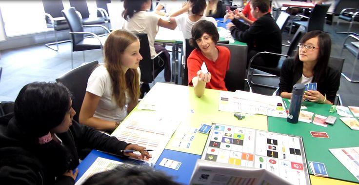 Albany Senior High Play Market Share Game
