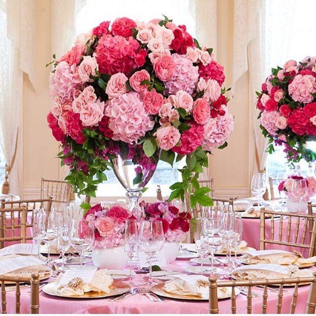 Pink Wedding Centerpiece Ideas: 25+ Best Ideas About Pink Wedding Centerpieces On