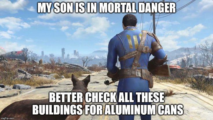 Fallout 4 Priorities
