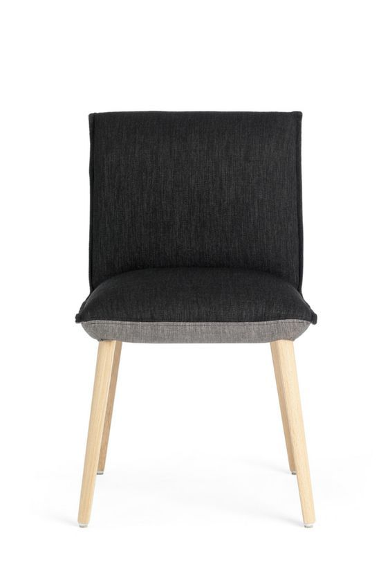 SOFT BI H47-A by Mobitec. This design chair brings comfort and originality to your table.