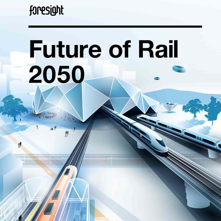 Arup Reveals a Vision of the Future of Rail