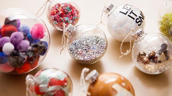 Χριστουγεννιάτικο DIY : 8 Oικολογικές Mπάλες ζητούν θέση στο Δέντρο σας!