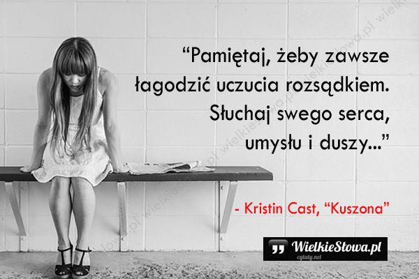 #Cast-Kristin,  #Rozsądek-i-rozum, #Uczucia