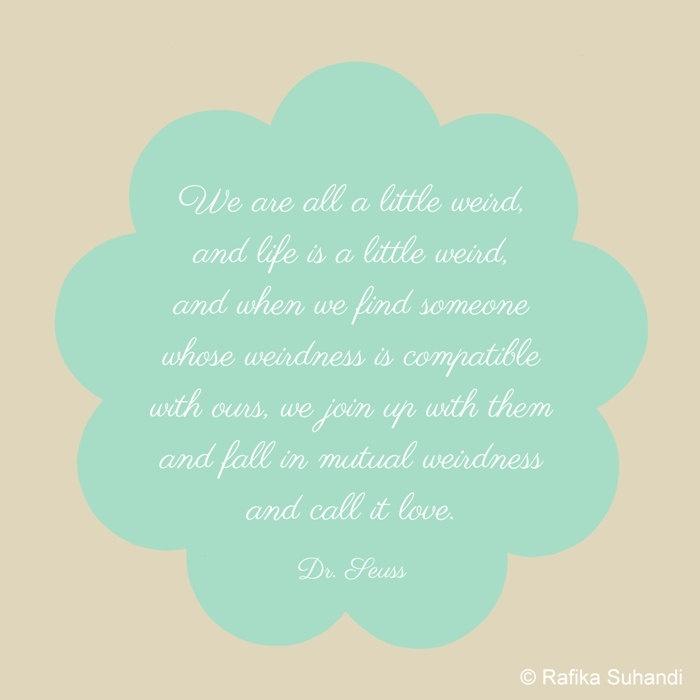 Dr Seuss Love Quote