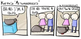 This is an accurate summary of The Metamorphosis.