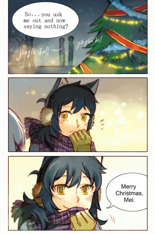RWBY: A Mei and Li Christmas