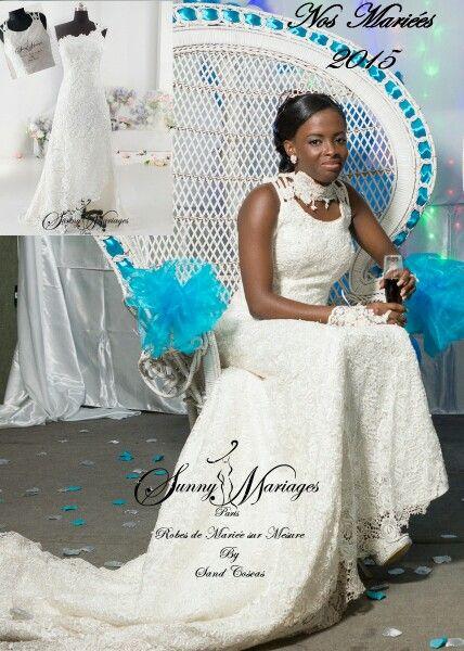 Robe de mariée dentelle