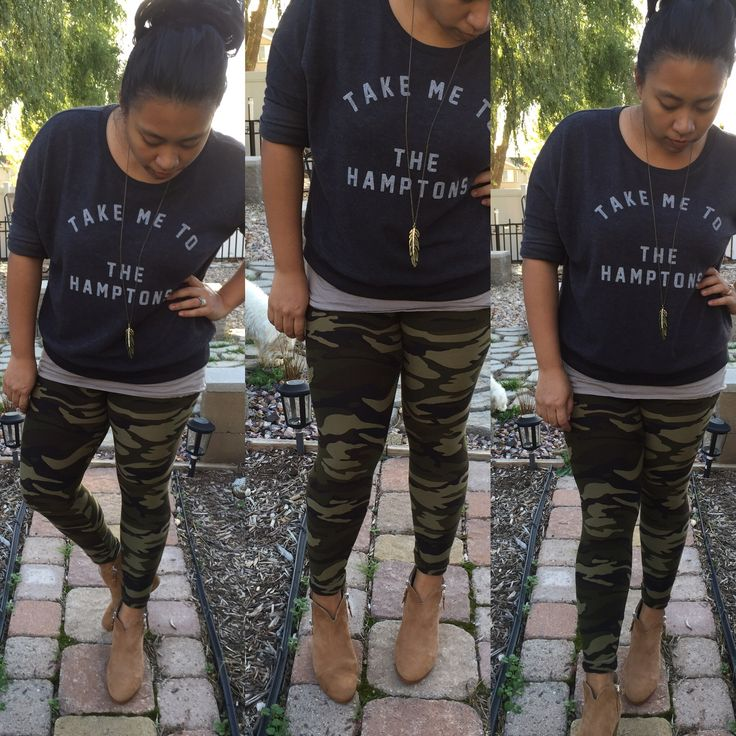 Camo leggings, how to wear camo leggings, LuLaRoe leggings, LuLaRoe camo leggings, fall style, LuLaRoe style, fall outfits, winter style  Sweater: Project Social Tee Leggings: LulaRoe  Boots: Rag and Bones