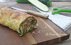Rotolo+rustico+con+zucchine