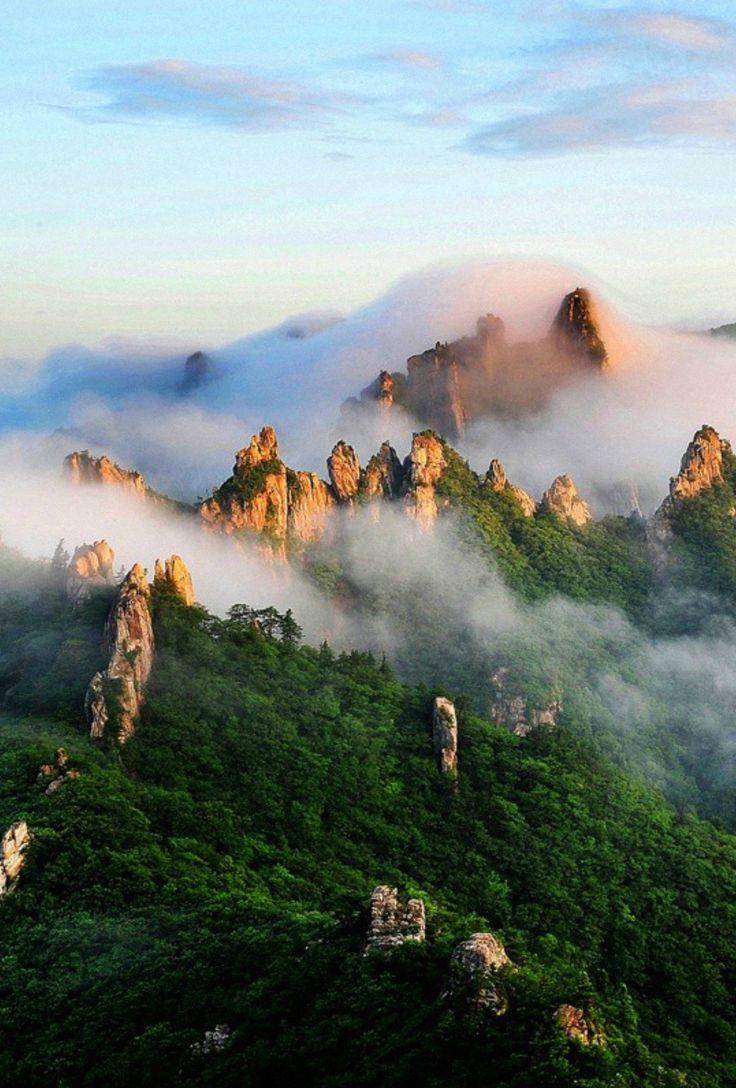 설악산,한국 여행,모바일가이드