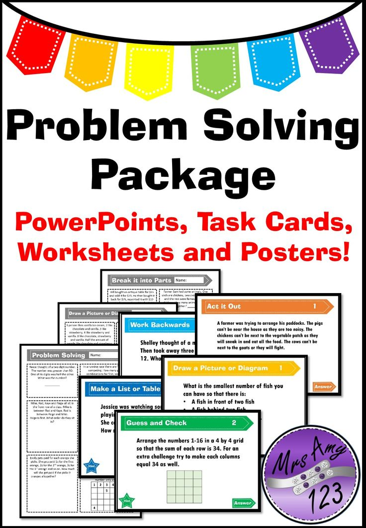Problem Solving Package