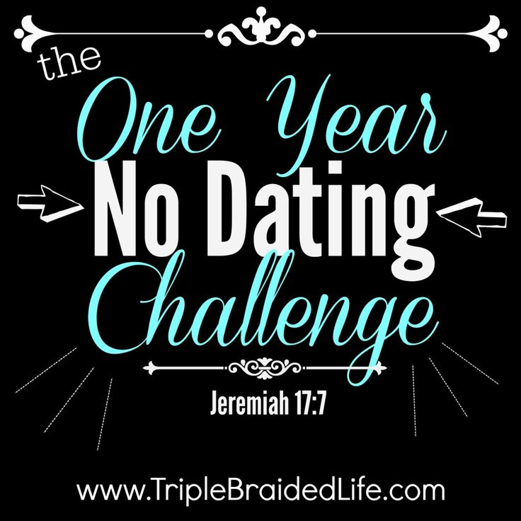 The One Year No Dating Challenge Clove & Thistle