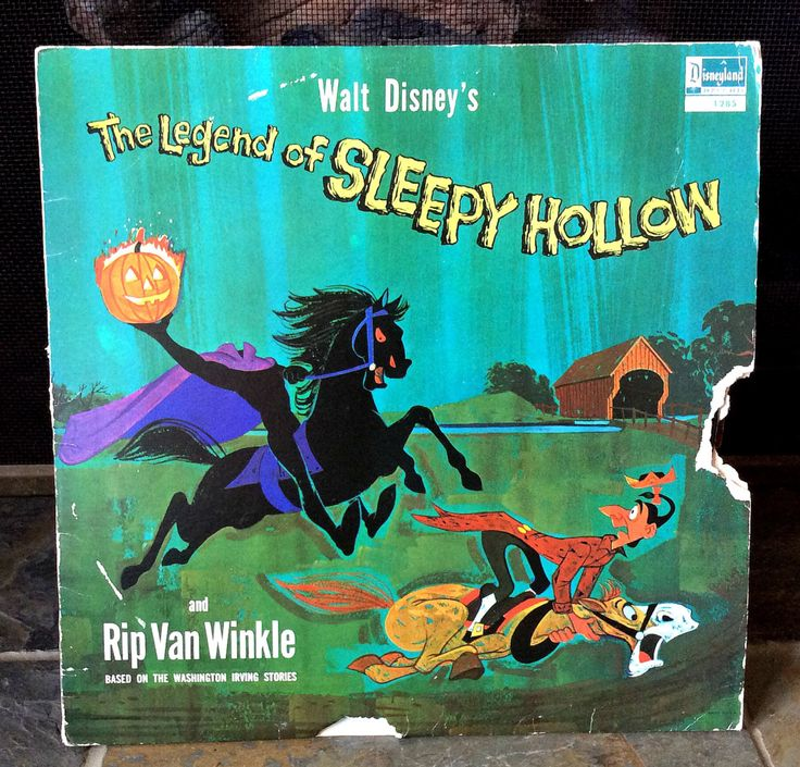 disney halloween record