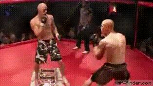 Double Knockout | Gif Finder – Find and Share funny animated gifs