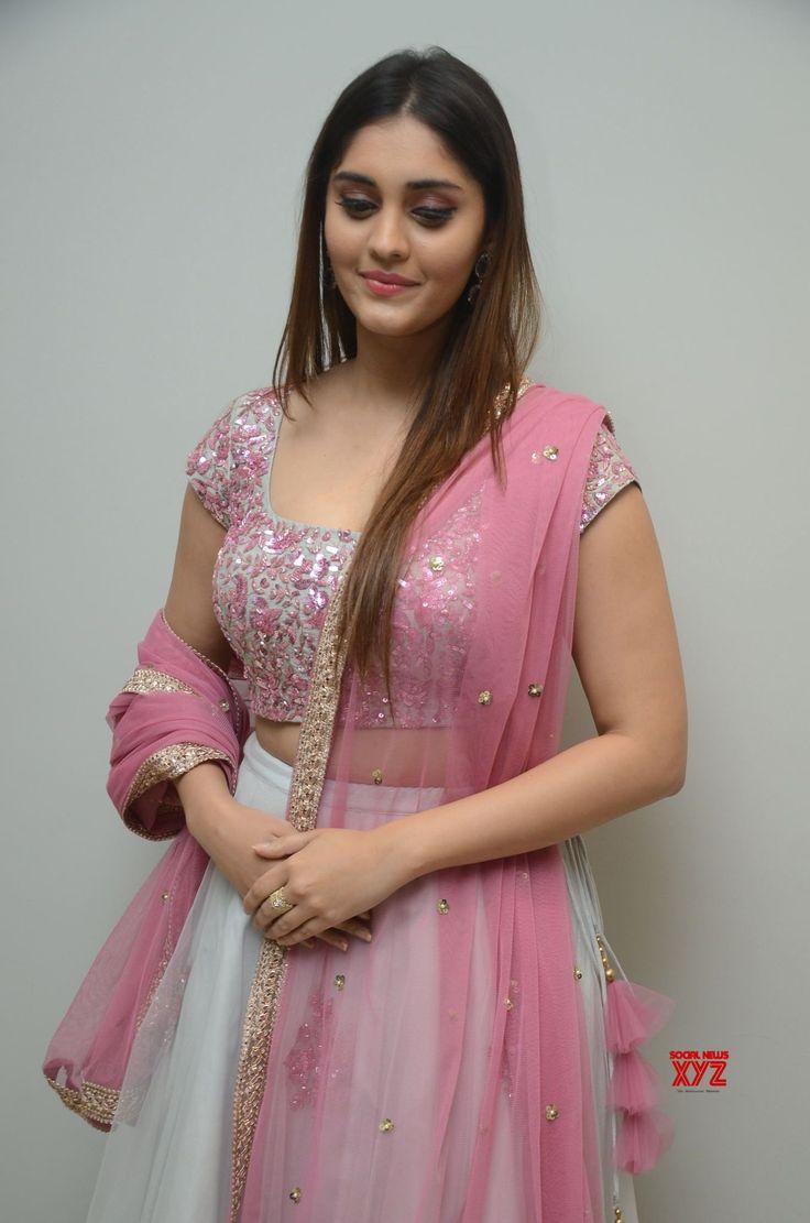 Actress Surabhi Stills From Okka Kshanam Movie Trailer Launch - Social News XYZ