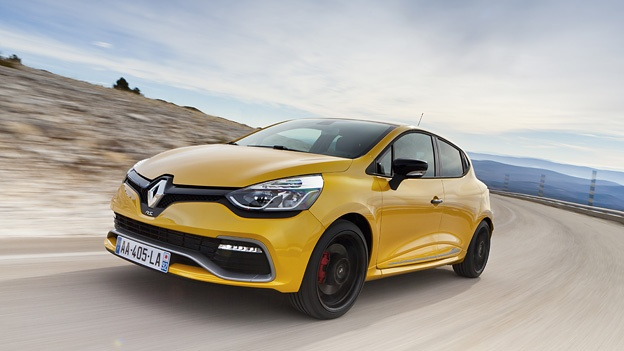 Renault Clio RS http://www.autorevue.at/aktuell/renault-clio-rs-200-edc-testbericht-news.html