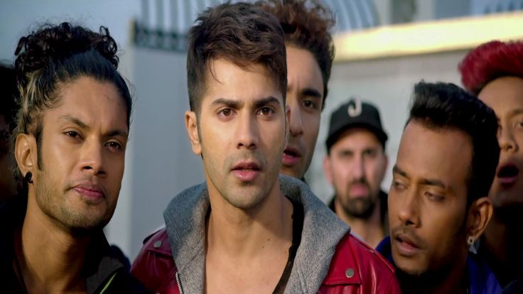 Handsome and Dashing Look of Varun Dhawan in Hindi Film ABCD 2 Wallpapers