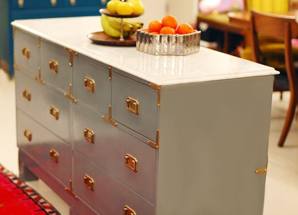 In love and inspired by this DIY kitchen island. Tutorial here: http://littlegreennotebook.blogspot.com/2012/03/diy-campaign-style-kitchen-island.html: Style Kitchens, Diy Kitchens, Campaigns Style, Old Dressers, Campaigns Dressers, Kitchens Ideas, Brass Hardware, Kitchens Islands, Kitchen Islands