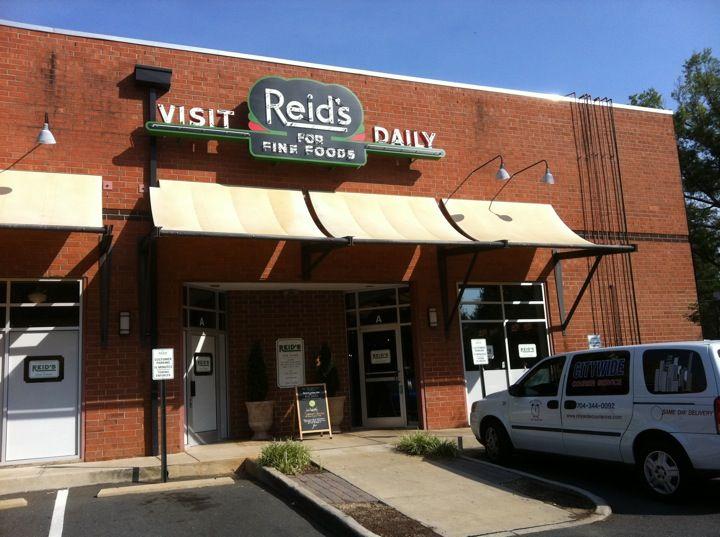 Reid's Fine Foods coming to Uptown - Charlotte Agenda