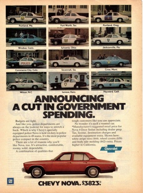 1978 chevy nova advertisements | have at your side 1978 chevrolet police vehicles 1978 chevy nova ad ...