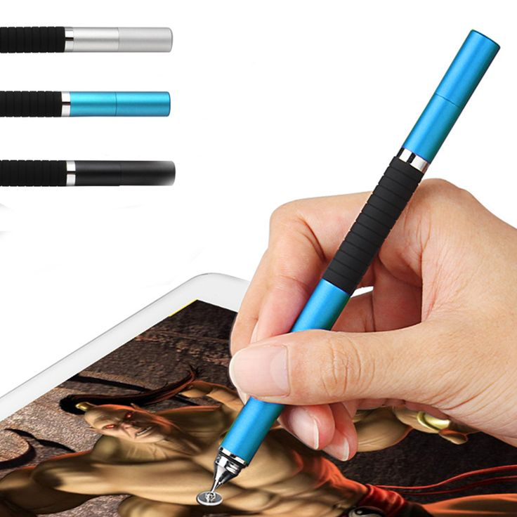 Nueva capacitancia Stylus Touch Pen para Apple Android con pantalla táctil alta precisión Ultra cabeza fina de doble toque especial caligrafía pluma