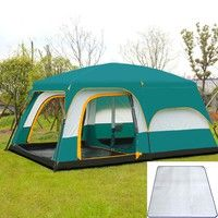 Dear friends Hello! The three tents are so heavy and expensive. Please consider carefully before buy