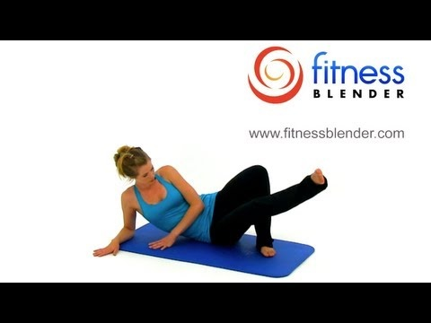 5 Minute Inner Thigh Workout for Lean Toned Thighs