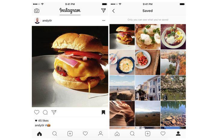 Αποθηκεύστε αναρτήσεις στο Instagram!