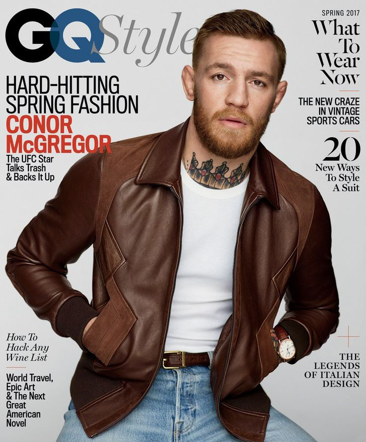 (adsbygoogle = window.adsbygoogle || ).push({}); Conor McGregor on Floyd Mayweather, Khloé Kardashiany, the UFC and much more. GQ Style has decided to interview the controversial UFC legend, Conor McGregor. The Irish professional mixed martial artist was open about anything and everything. We