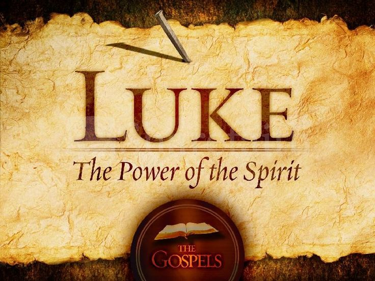 Outline of the Book of Luke | NWT Study Bible