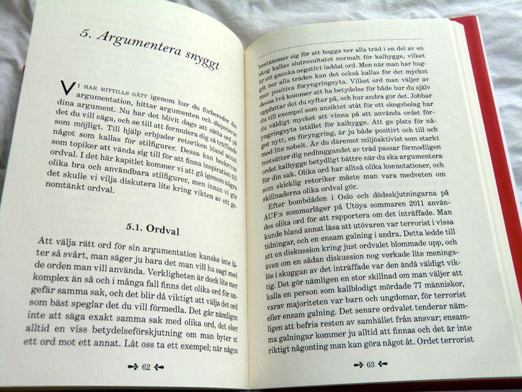 "Inlaga ""Ordet är ditt"". © Lisa Aggeborn, Totte Löfström, Frank publishing 2012. Typesetting and Page Layout: Sebastian Leon Hermfelt."