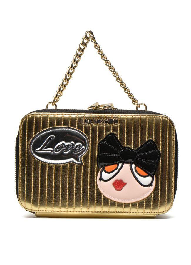 Mini sac Love Moschino, 215€ sur Sarenza.com