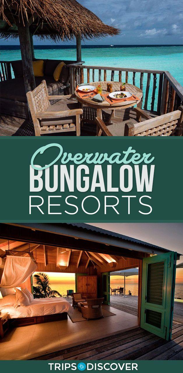World's 14 Best Overwater Bungalow Resorts