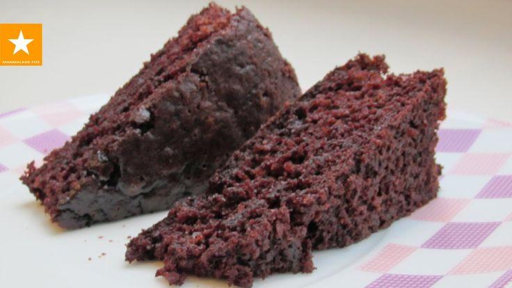 ШОКоладный кекс от Мармеладной Лисицы. Лучший в мире, без яиц! - YouTube